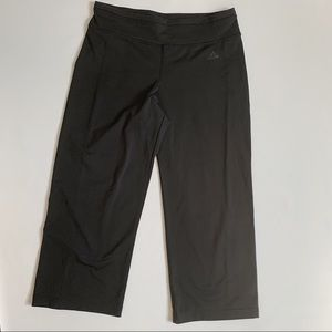 Adidas Climalite training yoga capris pants